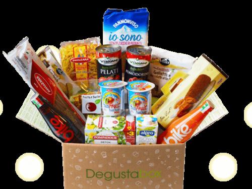 Degustabox: sconto + un prodotto omaggio