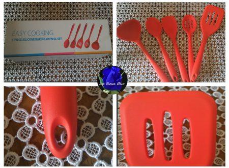 Kit utensili da cucina GEARMAX