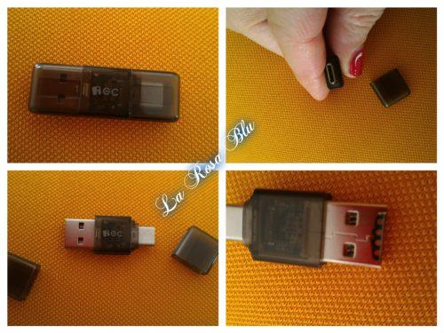 Pen drive/lettore microSD EcTechnology