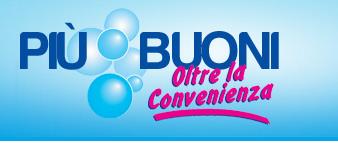 """Tornano  i  Buoni sconto """"Più Buoni"""""""