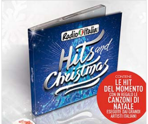 Omaggio cd Hits and Christmas