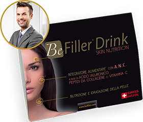 omaggio Be Filler Drink