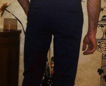 Pantalone uomo slim MATCH