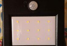Faretti 12 LED Glisteny