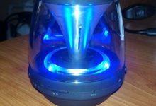 Speaker con effetto luminoso Tsumbay