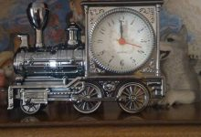 Sveglia locomotiva Baban