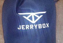 Cuscino da viaggio JerryBox