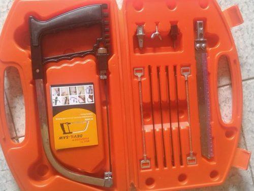 Set sega a mano 12 pezzi DrillPro