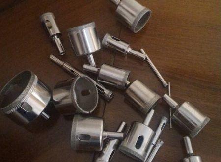 Set 20 pezzi punte trapano DrillPro