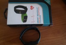Fitness Tracker LaTec