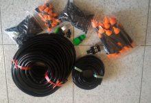 Kit per irrigazione a goccia DIY