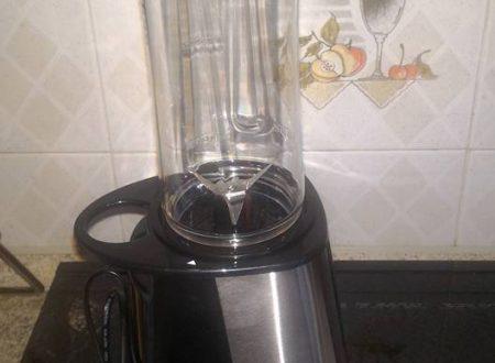 Mini frullatore Finether 1 bottiglia