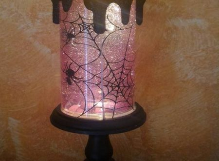 Candela di Halloween DFL