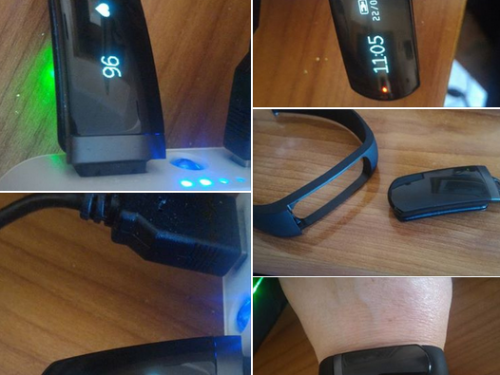 Fitness tracker SW330 Willful