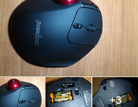 Mouse wireless Perixx