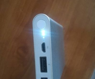 Power bank 10000mAh Poweradd