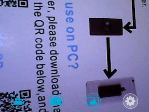 Endoscopio wireless Hizek