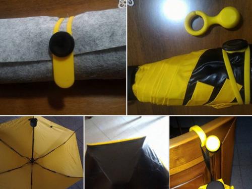 Mini ombrello CamToa