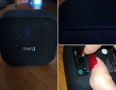 Speaker MIFA