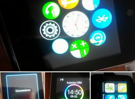Smartwatch bluetooth Chereeki