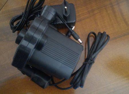 Pompa elettrica CamToa