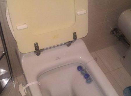 Tester con DonnaD per Bref WC