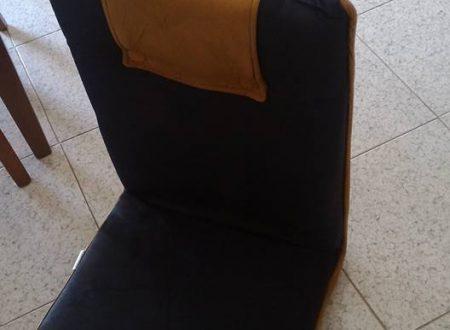 Sedia con schienale regolabile BonVIVO