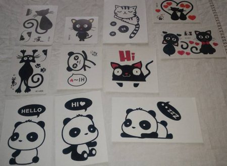 Stickers murali Foonii