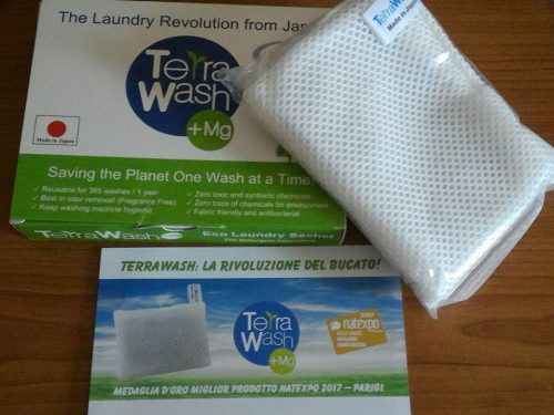 Lavare senza detersivo, adesso si può, con Terra Wash by The Wellness Store