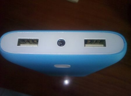 Power bank 20000mAh Poweradd