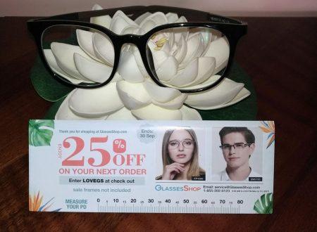 Glasses Shop, un mondi di occhiali da vista e da sole