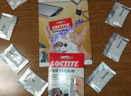 Ambasciatrice di Loctite Kintsuglue