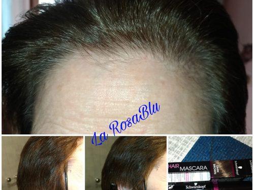 Hair mascara Schwarzkopf, tester donna D