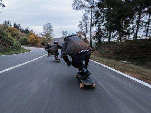 STRAILBOARD, skateboard elettrici di nuova generazione