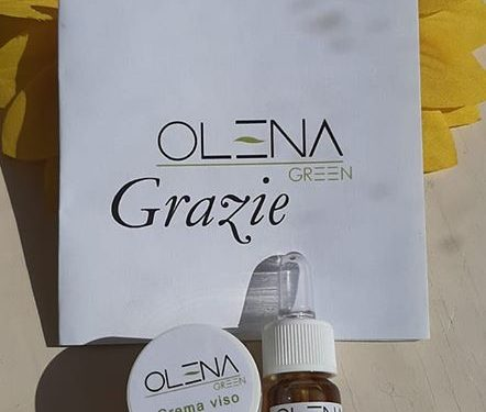 OLENA GREEN
