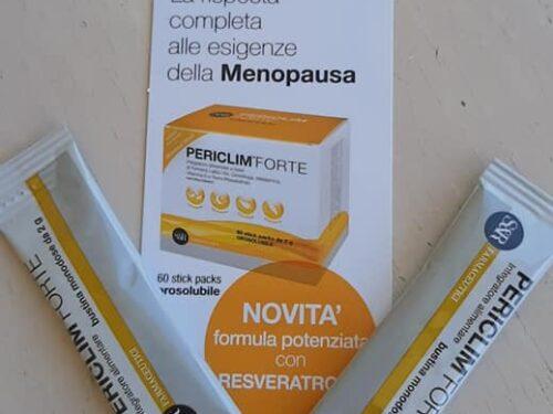 S / R Farmaceutici: Periclim forte, integratore per la menopausa